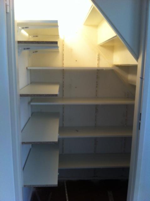 opbergruimte in de kelderkast maken - klus stappenplan - Maakk